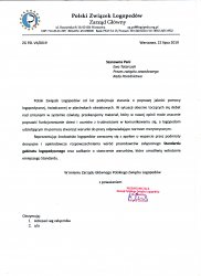 2019.07.22. pismo przewodnie standard gabinetu